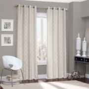 eclipse Webber Thermaback Blackout Window Curtain