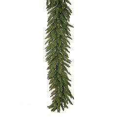 Vickerman 25-ft. Pre-Lit Camden Fir Artificial Christmas Garland