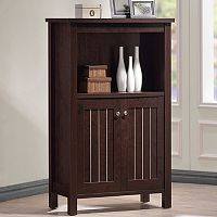 Baxton Studio Cyclo 2-Door Sideboard Storage Cabinet