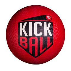 Franklin Sports 10-Inch Rubber Kickball