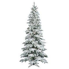 Kohls Christmas Trees.Vickerman White Trees Christmas Trees Kohl S