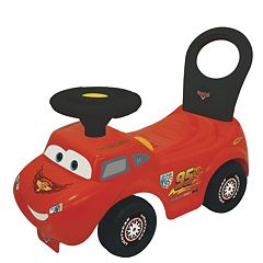 Disney's Cars Lightning McQueen Ride-On by Kiddieland
