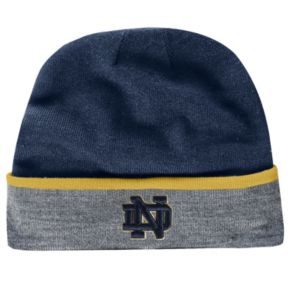 Adult Under Armour Notre Dame Fighting Irish Cuffed Knit Beanie