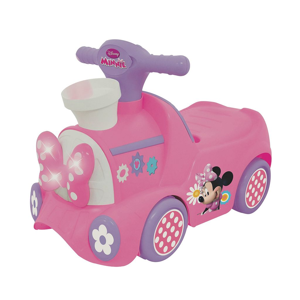 Disney's Minnie Mouse Ride-On by Kiddieland