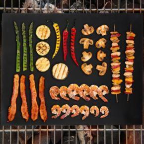 Classic Cuisine Reusable Nonstick BBQ Grill Mat 2-pk.