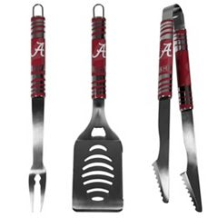 Alabama Crimson Tide 3-Piece Tailgater BBQ Set