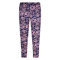 Girls 7-16 Hurley Scuba Graphic Print Leggings