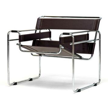 Baxton Studio Jericho Mid-Century Modern Accent Chair