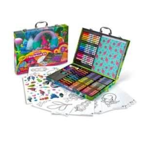 DreamWorks Trolls Scrapbook Kit by Crayola