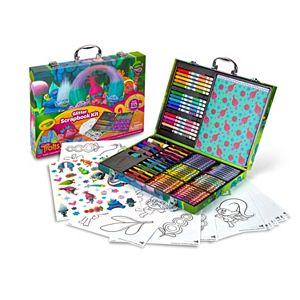 crayola dreamworks trolls light up tracing pad