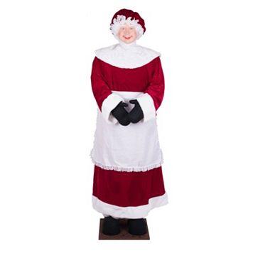 Vickerman 5.8-ft. Mrs. Claus Christmas Decor