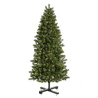 Vickerman 7.5-ft. Pre-Lit Slim Grand Teton Artificial Christmas Tree