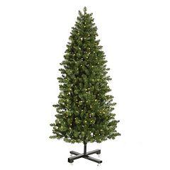 Vickerman 7.5-ft. Pre-Lit Slim Grand Teton Artificial Christmas Tree