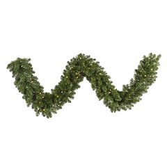 Vickerman 9-ft. Pre-Lit Grand Teton Artificial Christmas Garland