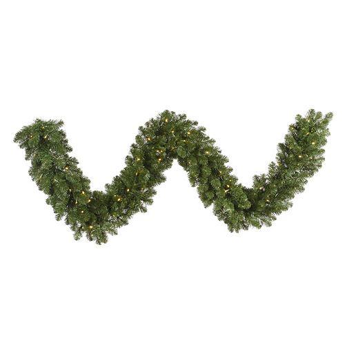 Vickerman 9-ft. Pre-Lit Grand Teton Artificial Christmas Garland