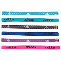 Women's adidas Fighter 6-pk. Dotted & Solid Headband Set