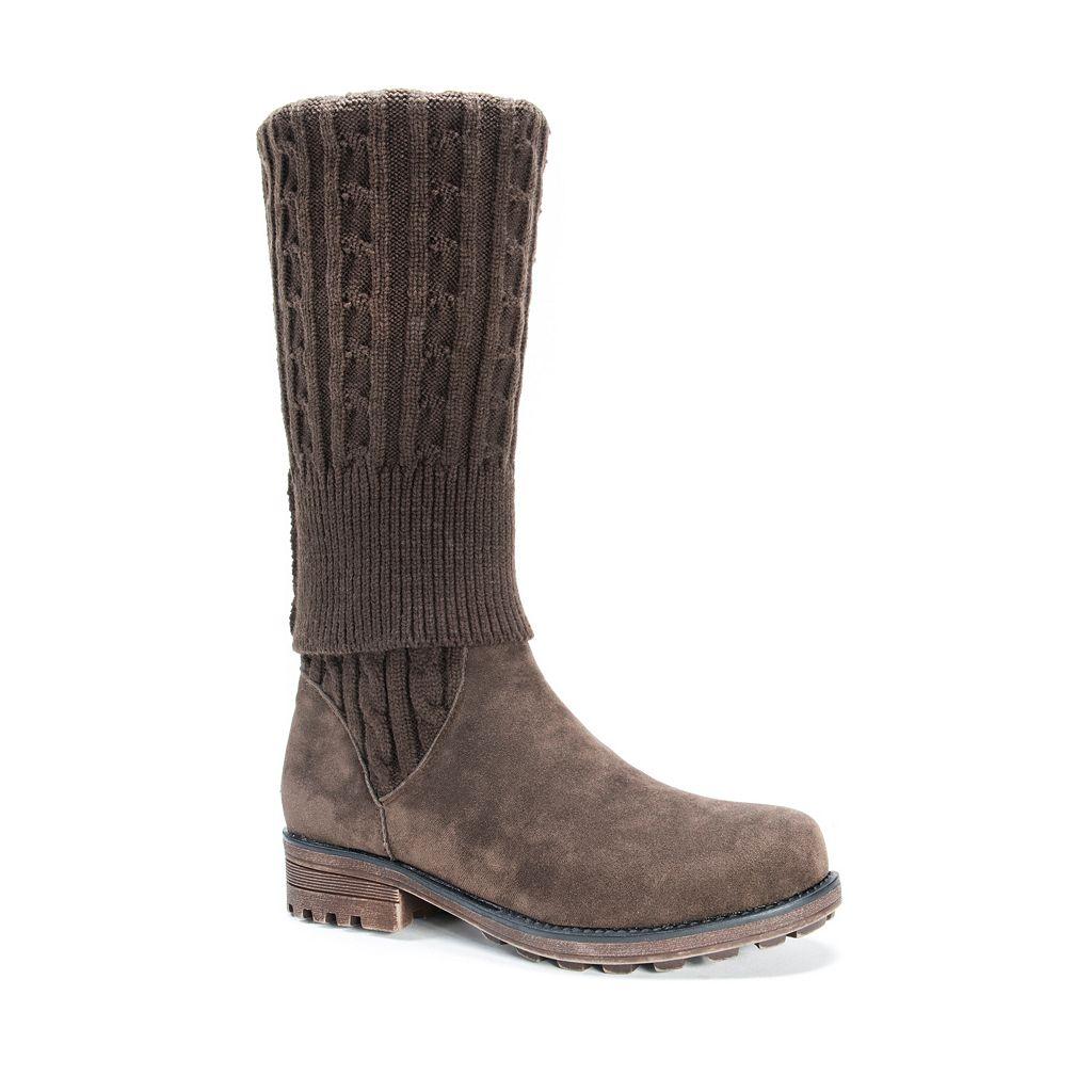 MUK LUKS Kelby Women's Water-Resistant Boots