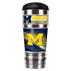 Michigan Wolverines MVP 18-Ounce Tumbler