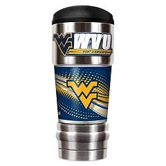 West Virginia Mountaineers MVP 18-Ounce Tumbler