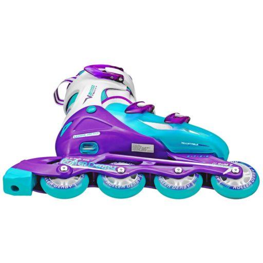 Girls Roller Derby V-Tech 500 Inline Skates