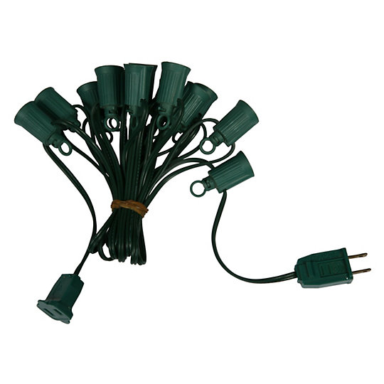 Vickerman 1000 Ft C7 Socket Christmas String Lights