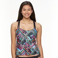 Mix and Match Tribal Macrame Tankini Top