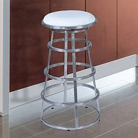 Armen Living Ringo Counter Stool