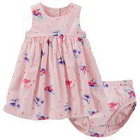 Baby Girl OshKosh B'gosh® Print Swing Dress