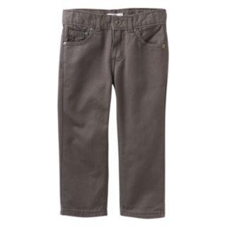 Toddler Boy Jumping Beans® Gray Pants