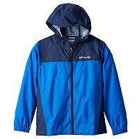 Boys 8-20 Columbia Colorblock Rain Jacket