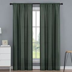 vcny 2 pack kennedy curtain - Home Decor Curtains