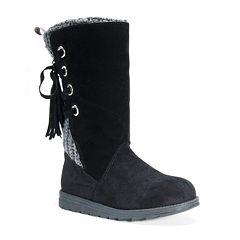 MUK LUKS Luanna Women's Water-Resistant Boots