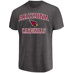 Big & Tall Majestic Arizona Cardinals Heart & Soul Tee