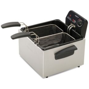 Presto Dual ProFry Immersion Element Fryer
