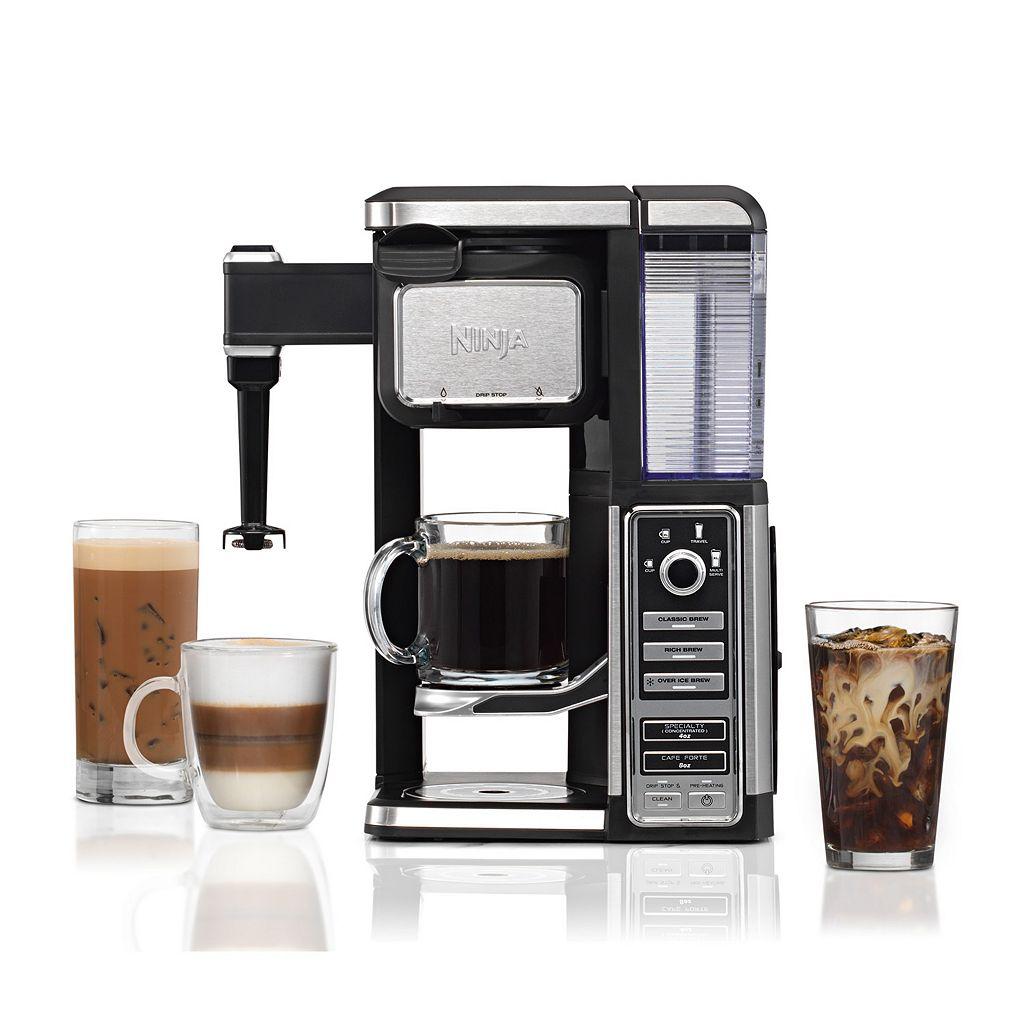 Ninja Coffee Bar Single-Serve Coffee Bar System