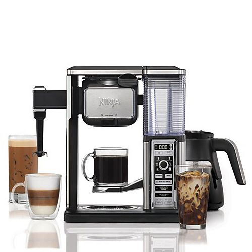 Ninja Coffee Bar Glass Carafe Coffee System (CF091)
