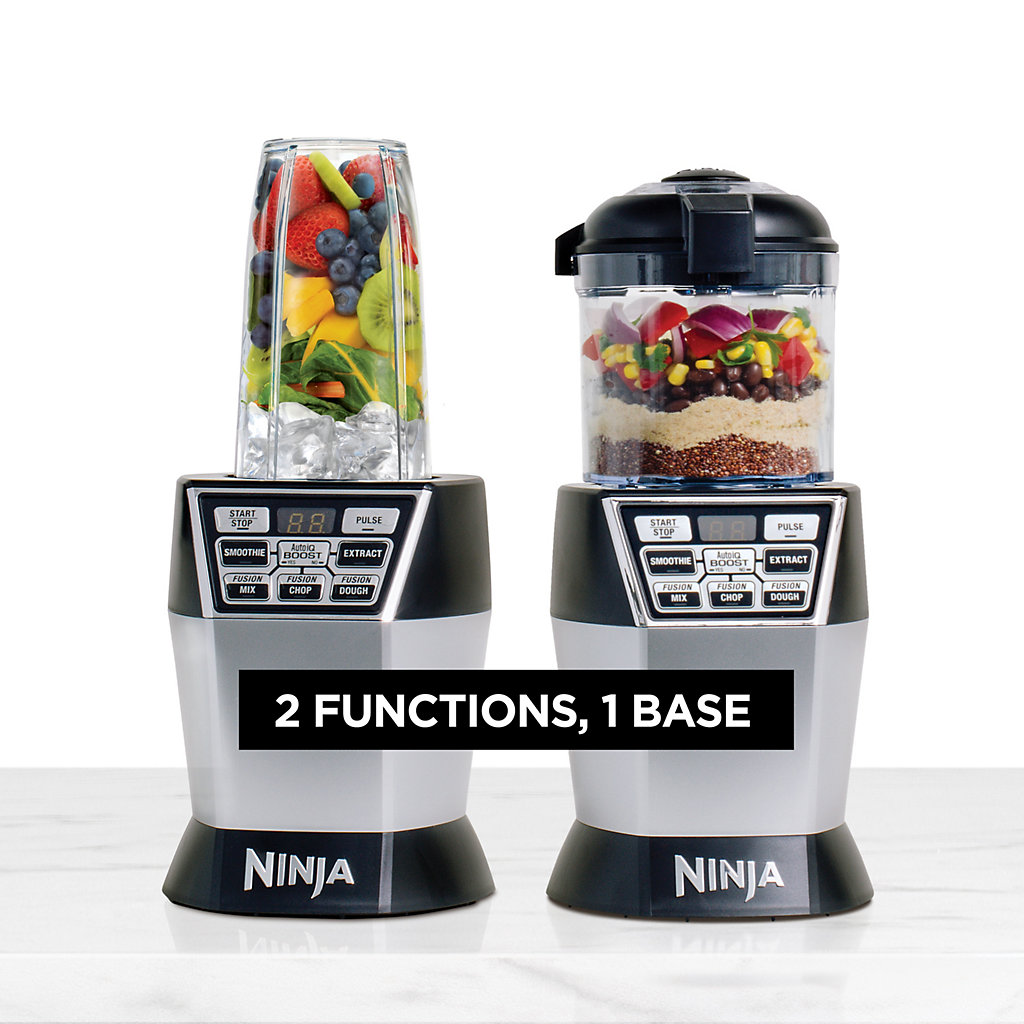 Nutri Ninja Nutri Bowl DUO With Auto-IQ Boost