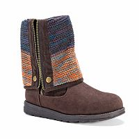 MUK LUKS Demi Women's Water-Resistant Boots