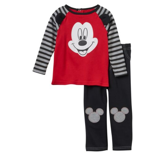 Disney's Mickey Mouse Baby Boy Graphic Tee