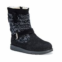MUK LUKS Gina Women's Water-Resistant Boots