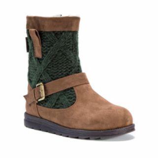 MUK LUKS Gina Women's Water-Resistant Boots