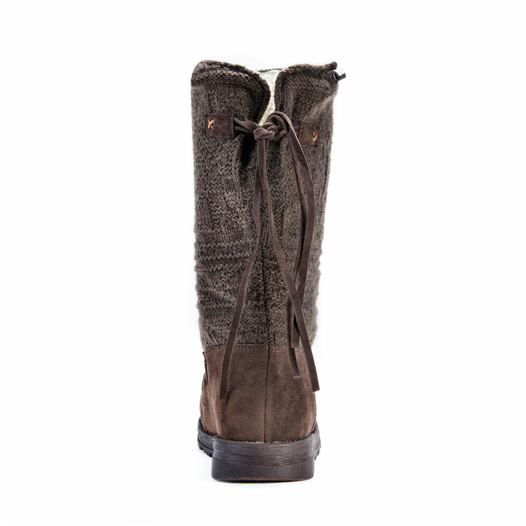 MUK LUKS Barbara Women's Water-Resistant Boots