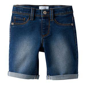 Girls 4-12 SONOMA Goods for Life™ Bermuda Jean Shorts