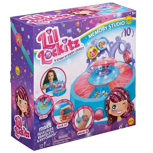 ALEX Toys Lil' Lockitz Memory Studio
