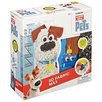 ALEX Toys The Secret Life of Pets 3D Fabric Max