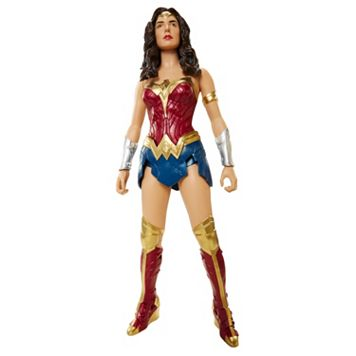 DC Comics Batman v Superman: Dawn of Justice Big Figs 19-in. Wonder Woman Action Figure