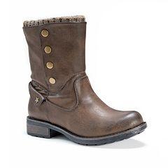 MUK LUKS Crumpet Women's Water-Resistant Boots