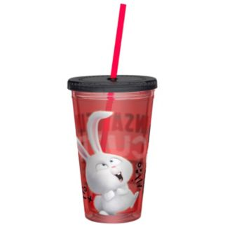 The Secret Life of Pets 16-oz. Double-Wall Tumbler by Zak Designs