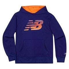 Boys 4-7 New Balance Relaxed-Fit Fleece Hoodie  by