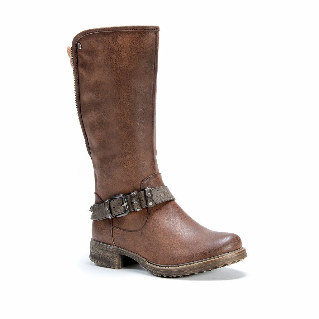 MUK LUKS Santina Women's Riding Boots